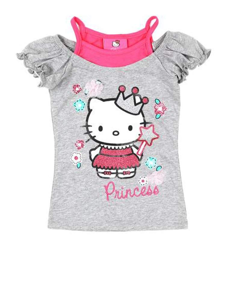 Hello Kitty Girl's Tee by Hello Kitty - My100Brands