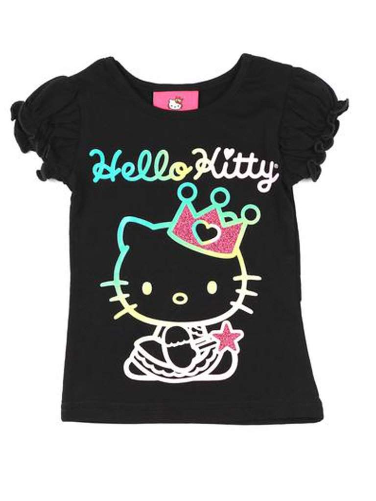 Hello Kitty Girl's Graphic Tee by Hello Kitty - My100Brands