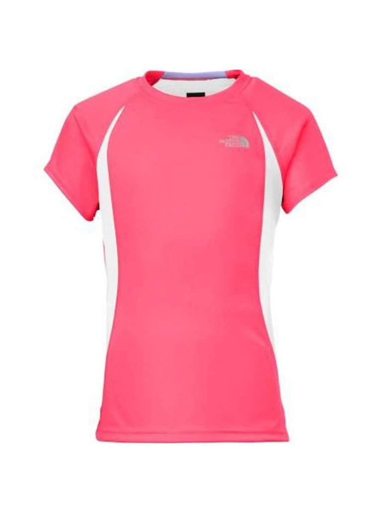 The North Face Girls' Performance Tee by The North Face - My100Brands