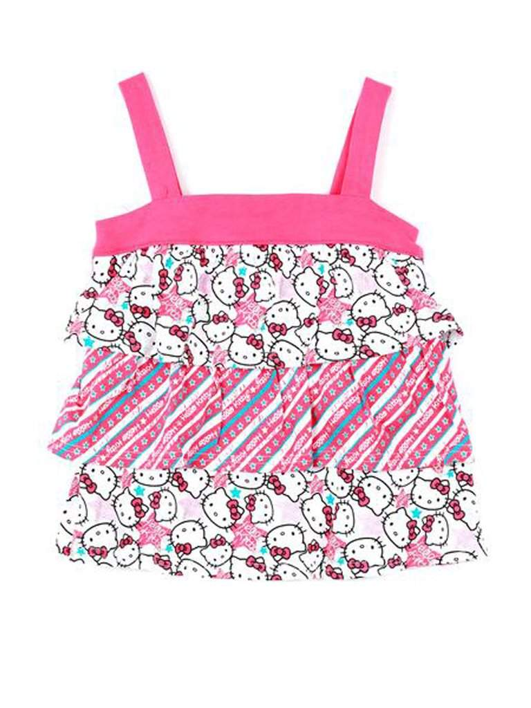 Hello Kitty Printed Tank by Hello Kitty - My100Brands