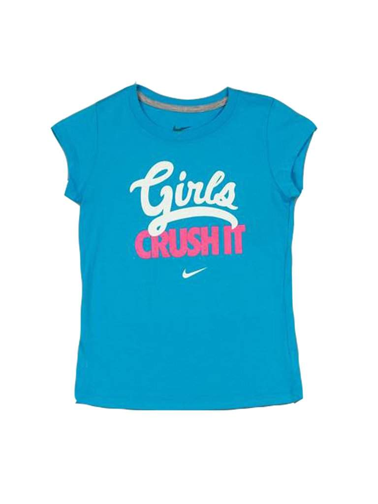 Nike Girls Crush It T-Shirt by Nike - My100Brands