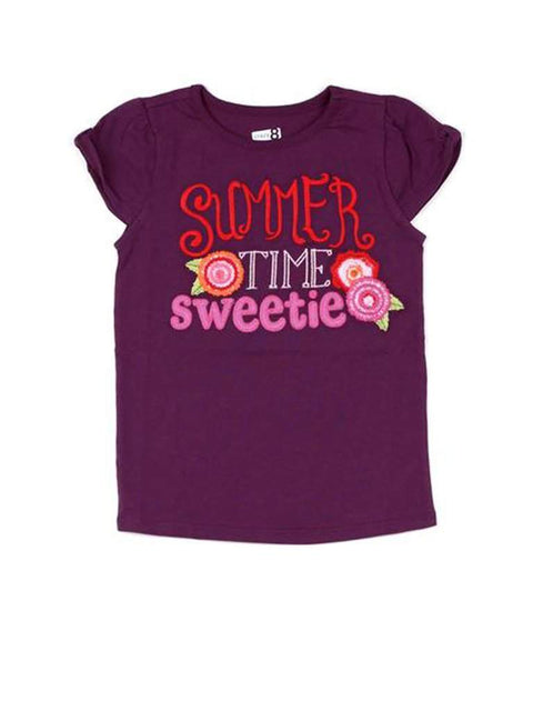 Summer Time Sweetie Tee by My100Brands - My100Brands