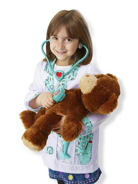 Melissa & Doug Doctor Role Play Costume Set by Melissa & Doug - My100Brands