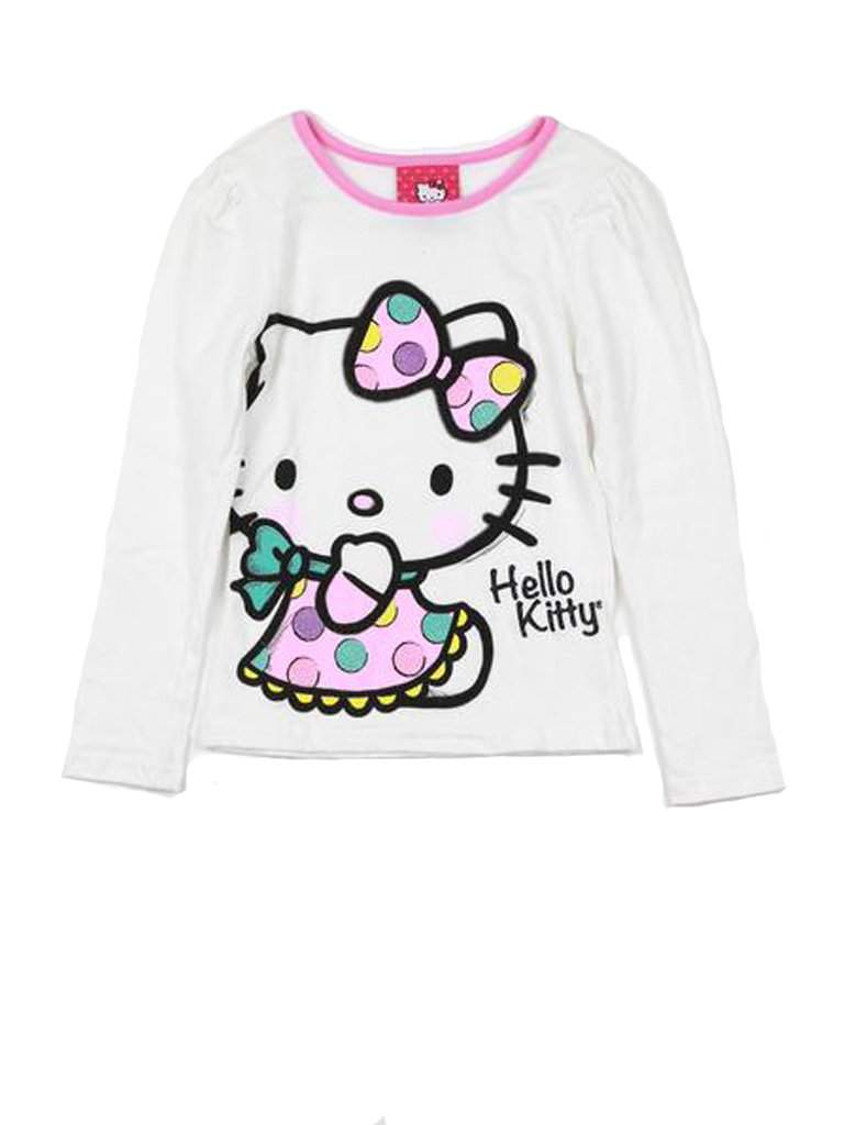 Hello Kitty Long Sleeve Tee by Hello Kitty - My100Brands