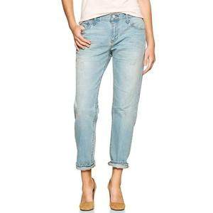 GAP Women's Destructed Sexy Boyfriend Jeans by My100Brands - My100Brands