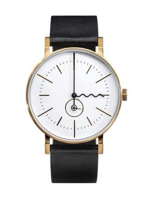 Aark Collective Black Gold Tide Watch by AARK - My100Brands