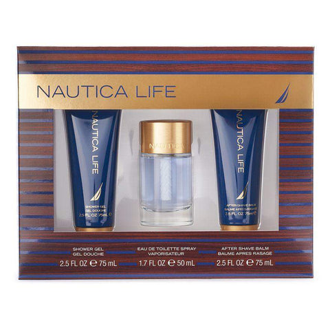 Nautica Life Men's Cologne Gift Set by Nautica - My100Brands