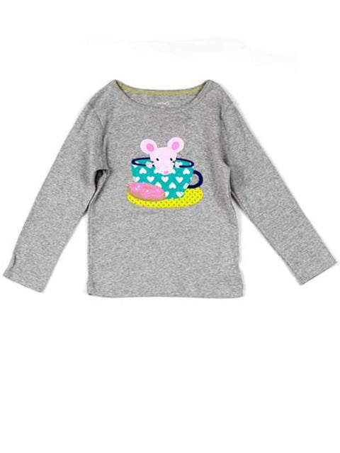 Carter's Mouse in The Cup Long Sleeve T-Shirt by Carters - My100Brands