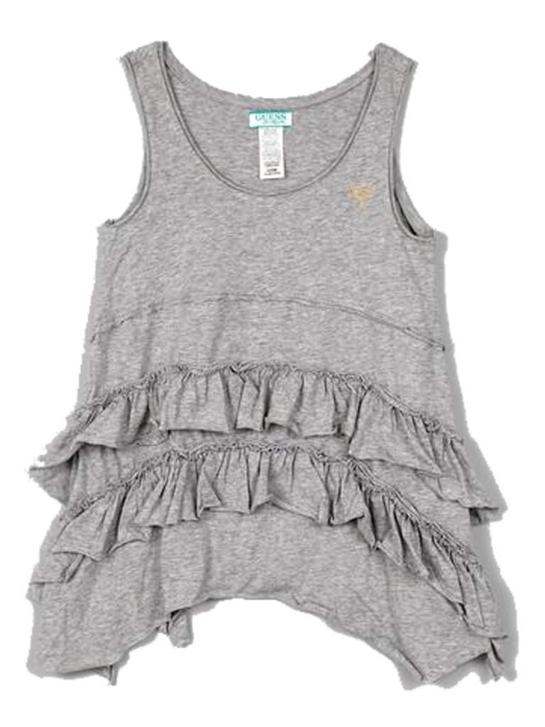 Guess Girl's Ruffled Tunic by Guess - My100Brands