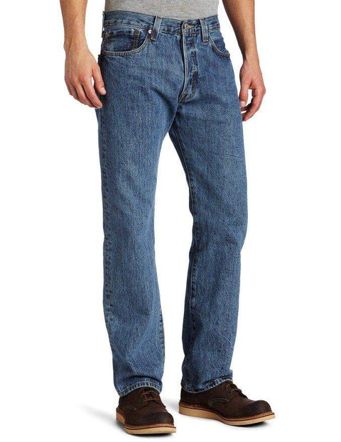 Levi's Men's Jeans 501 Original Fit by Levi's - My100Brands