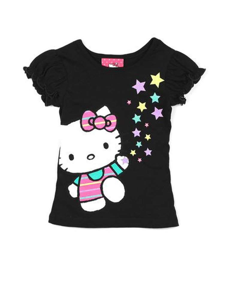 Hello Kitty Girl's Graphic T-Shirt by Hello Kitty - My100Brands