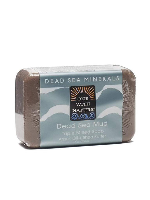 Dead Sea Mud Soap - 7 oz 200 g by One With Nature - My100Brands