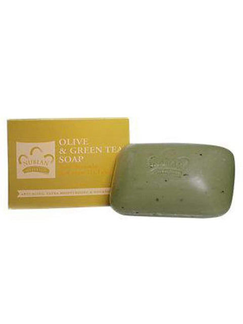Olive and Green Tea Soap - 5 oz by Nubian Heritage - My100Brands