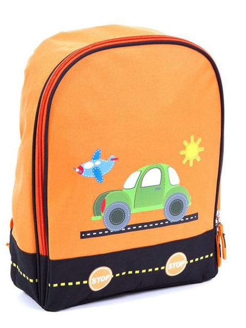 Aquarella Kids' Orange Backpack by Aquarella Kids - My100Brands