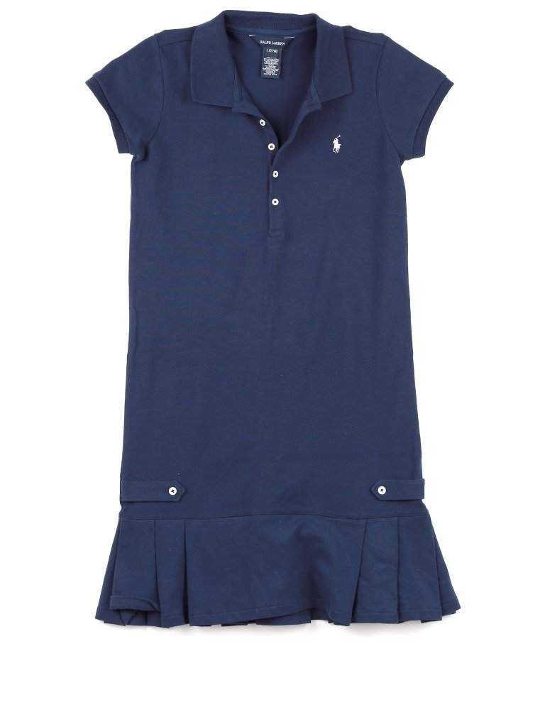 Ralph Lauren Navy Blue Dress by Ralph Lauren - My100Brands