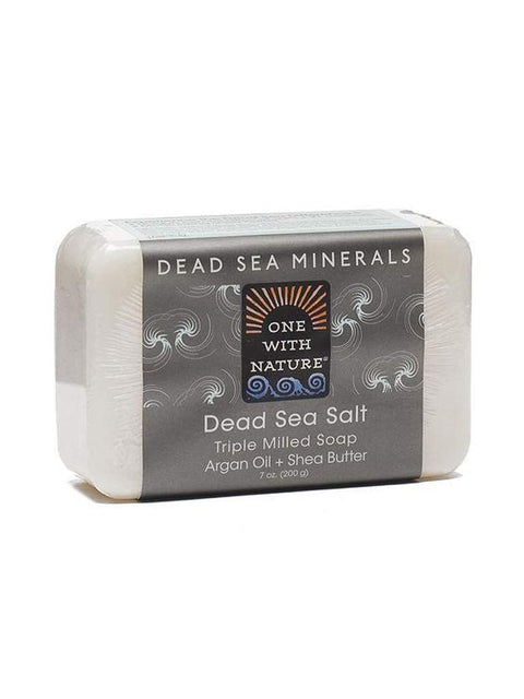 Dead Sea Salt Soap - 7 oz by One With Nature - My100Brands