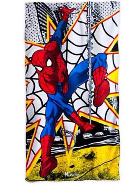 Disney Beach Spider-Man Towel by Disney - My100Brands