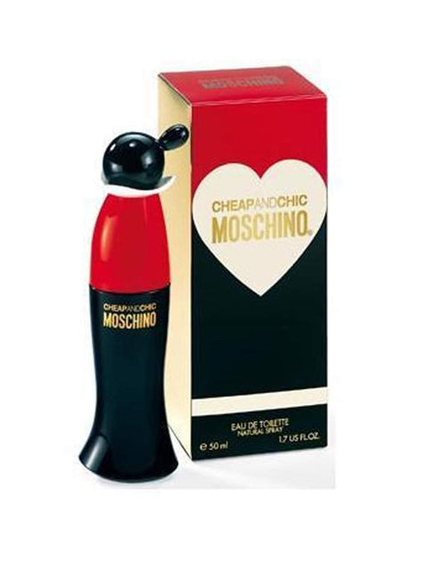 Moschino Cheap and Chic Perfume for Women 50 ml 1.7 fl oz by Moschino - My100Brands