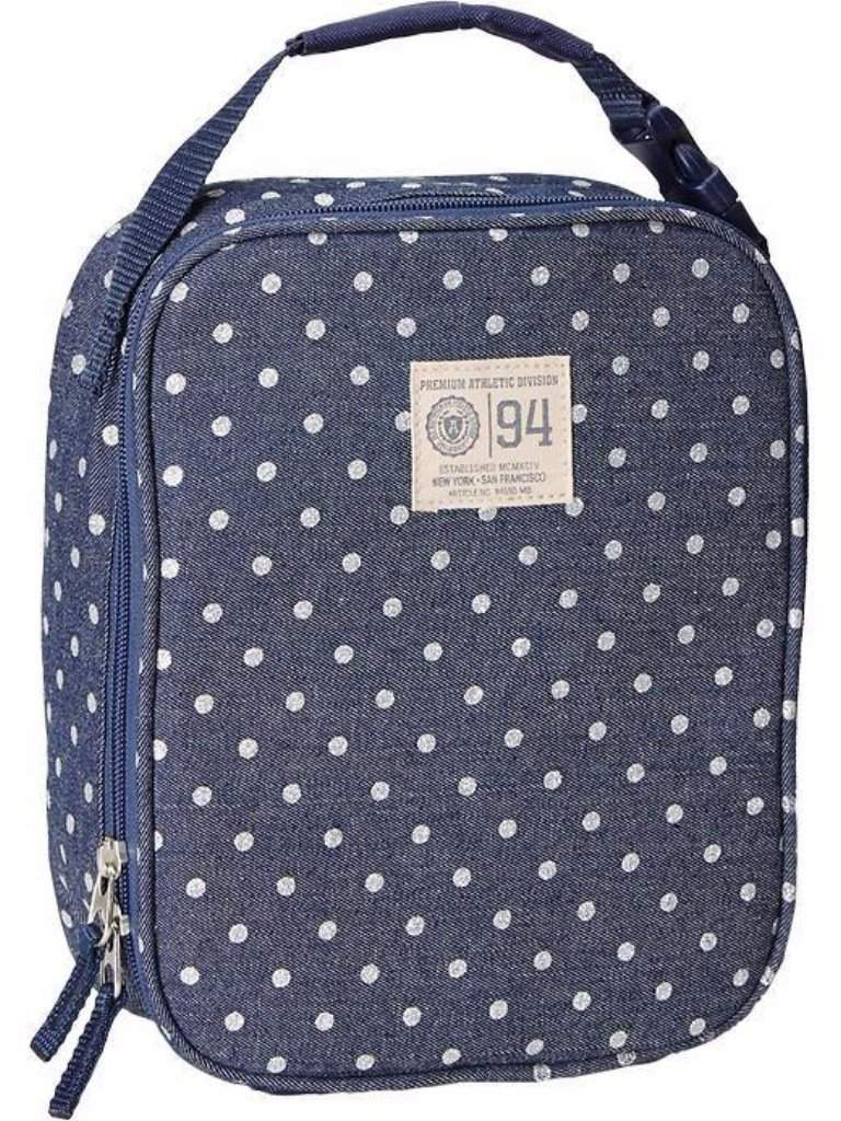 Girls' Zip-Top Lunch Bag by My100Brands - My100Brands