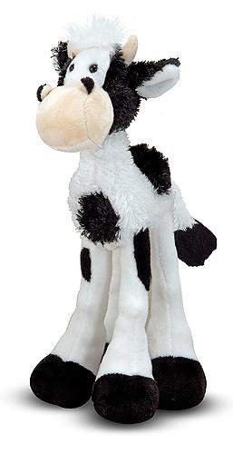 Lanky Legs Cow Stuffed Animal by Melissa & Doug - My100Brands