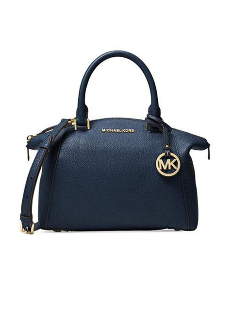 Michael Kors Campbell Large Leather Satchel by Michael Kors - My100Brands