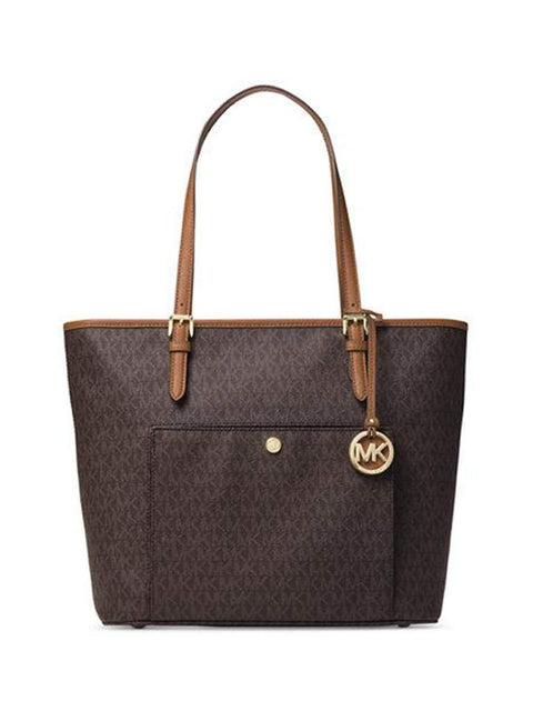 Michael Kors Signature Jet Set Item Tote by Michael Kors - My100Brands