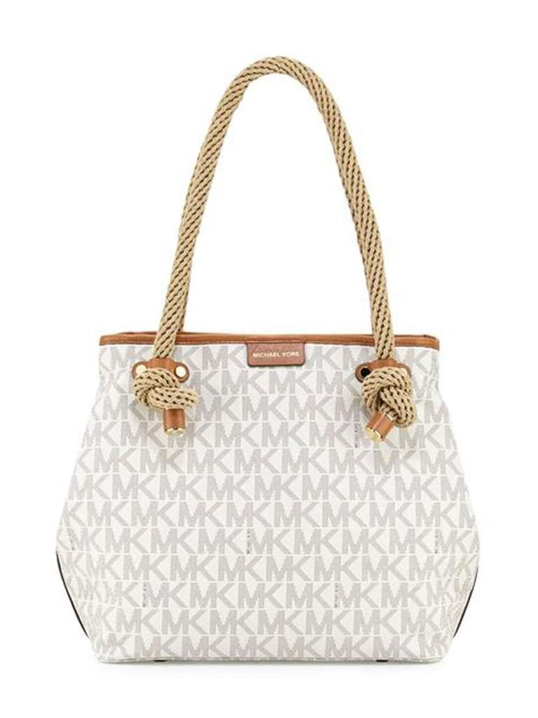 Michael Kors Signature Maritime Large Beach Tote by Michael Kors - My100Brands