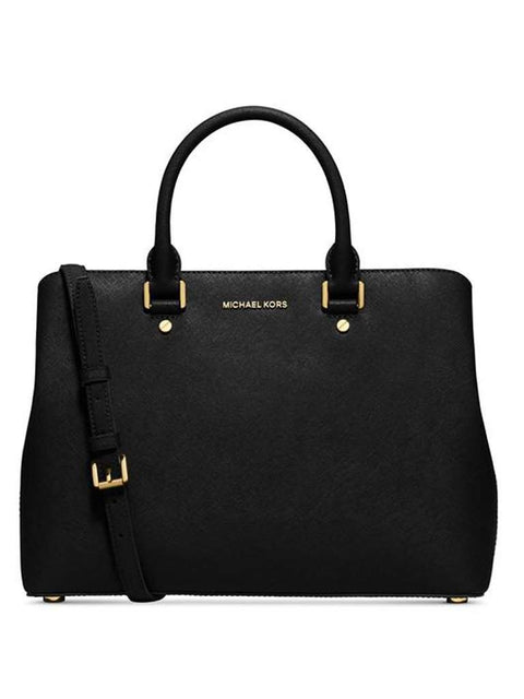 Michael Kors Savannah Large Satchel by Michael Kors - My100Brands