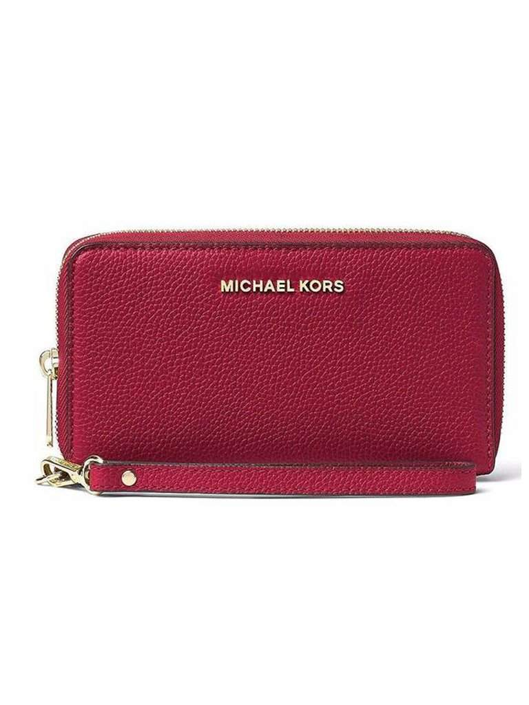 Michael Kors Mercer Multifunction Phone Case Wristlets by Michael Kors - My100Brands