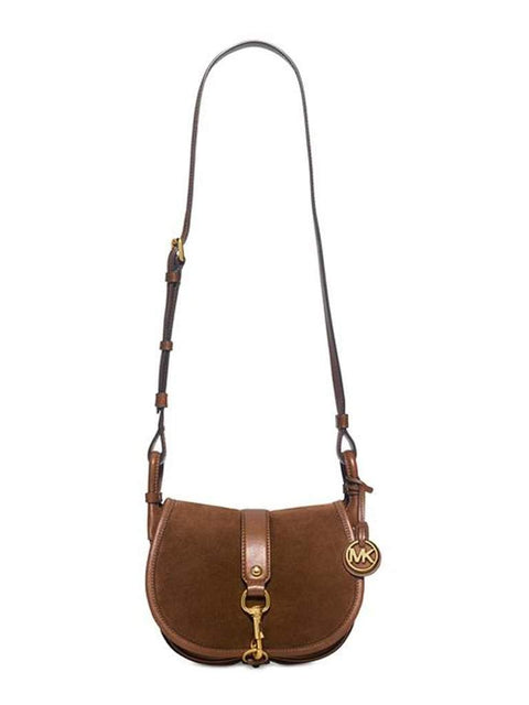 Michael Kors Jamie Medium Saddle Bag by Michael Kors - My100Brands