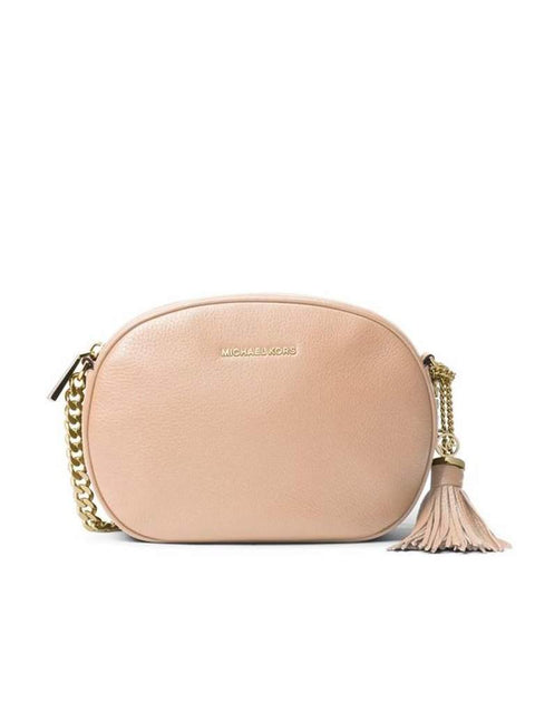Michael Kors Ginny Medium Messenger by Michael Kors - My100Brands