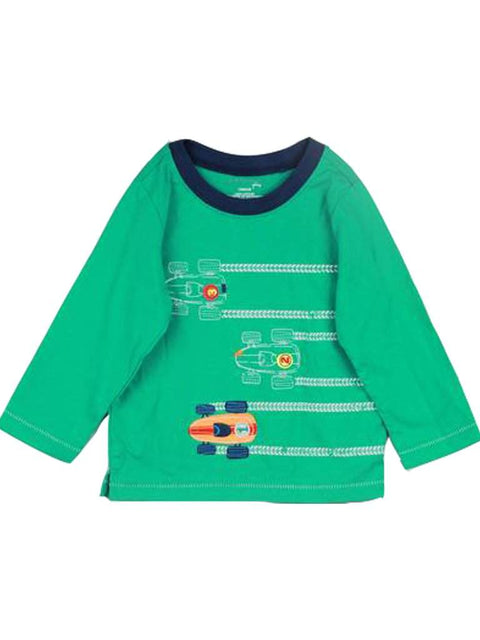 Baby Boys' Graphic Racing Car Tee by My100Brands - My100Brands