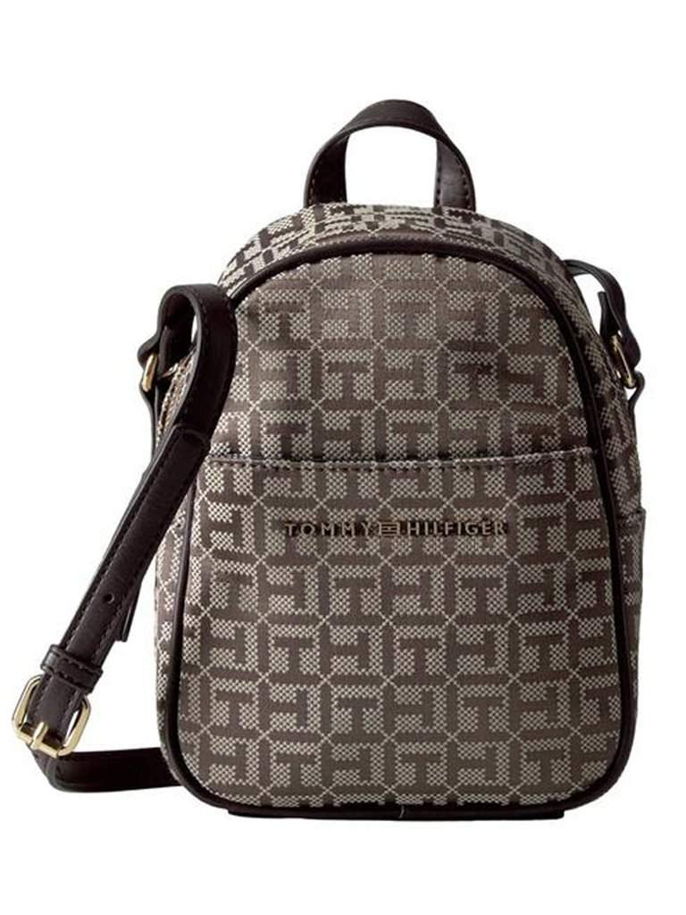 Tommy Hilfiger Juliette Mini Backpack Crossbody by Tommy Hilfiger - My100Brands