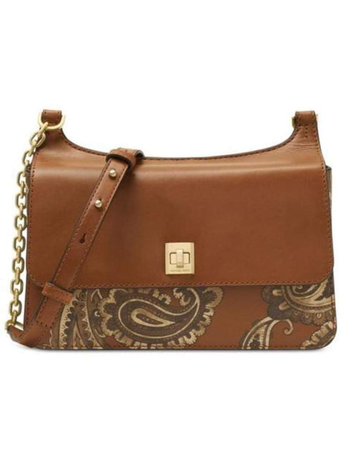Michael Kors Studio Paisley Natalie Medium Chain Messenger by Michael Kors - My100Brands