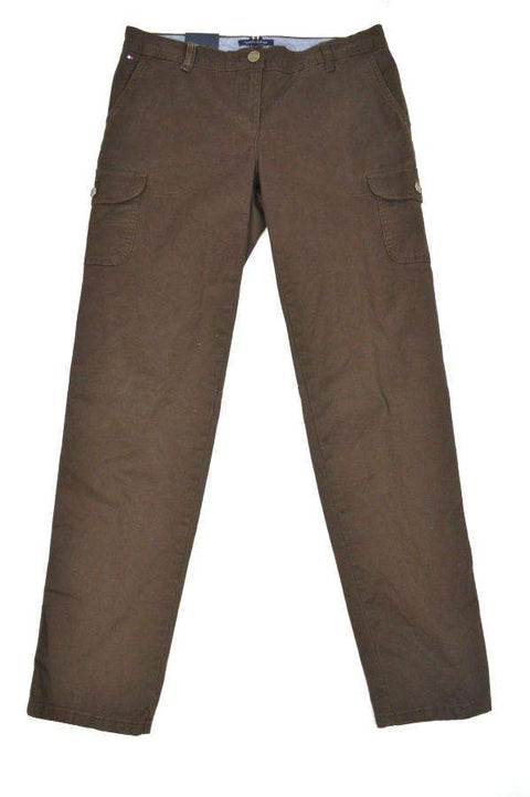 Tommy Hilfiger  Womens  Slim Leg Cargo Pants by Tommy Hilfiger - My100Brands
