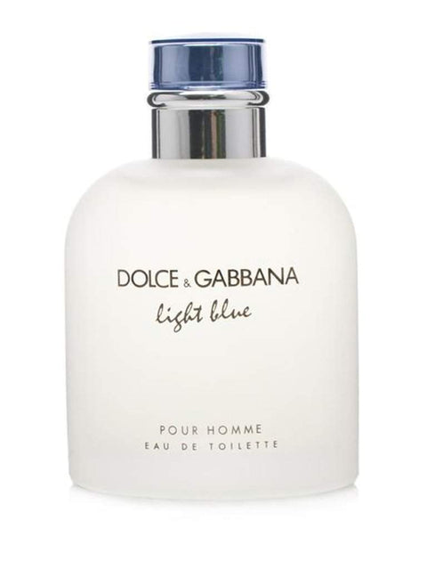 Dolce & Gabbana Light Blue Pour Homme for Men - 2,5 fl oz by Dolce & Gabbana - My100Brands