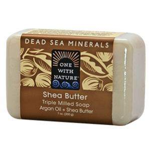 Shea Butter & Argan Oil Soap - 7 oz 200 g by My100Brands - My100Brands