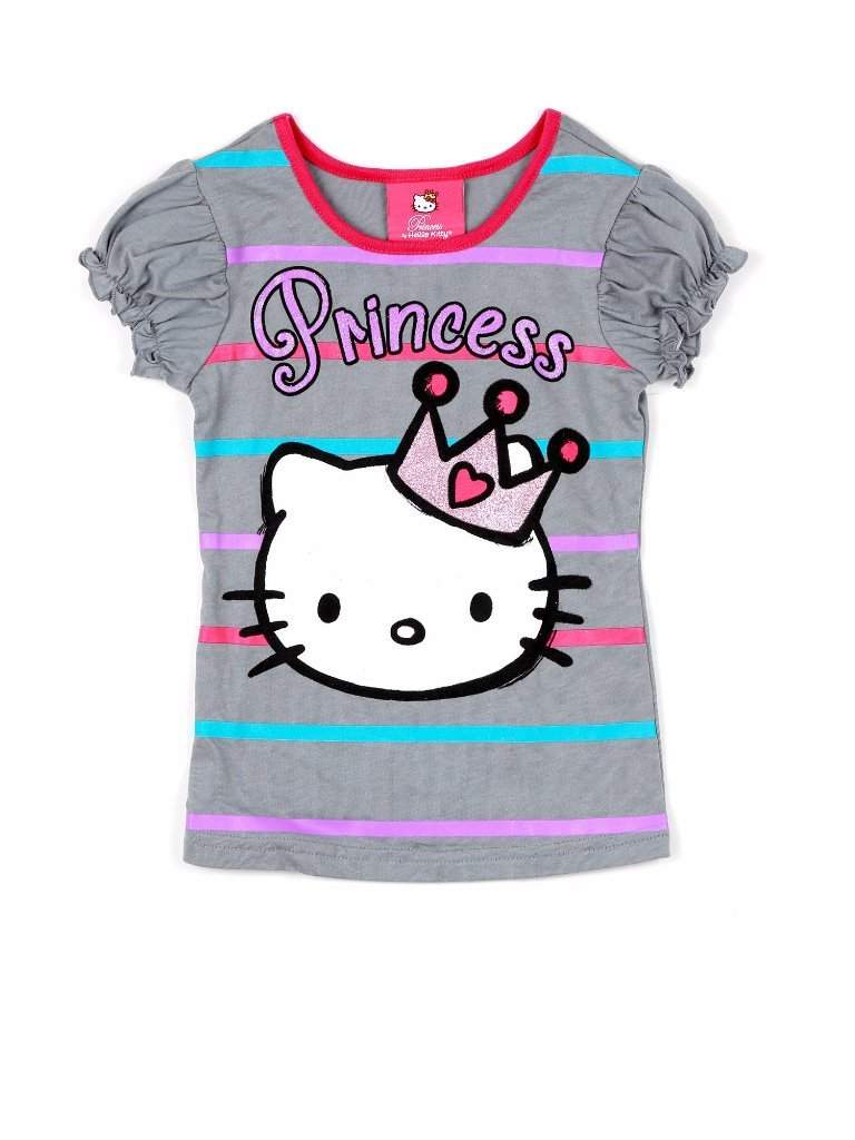 Hello Kitty Graphic T-Shirt by Hello Kitty - My100Brands