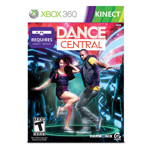 Dance Central for Kinect XBOX 360