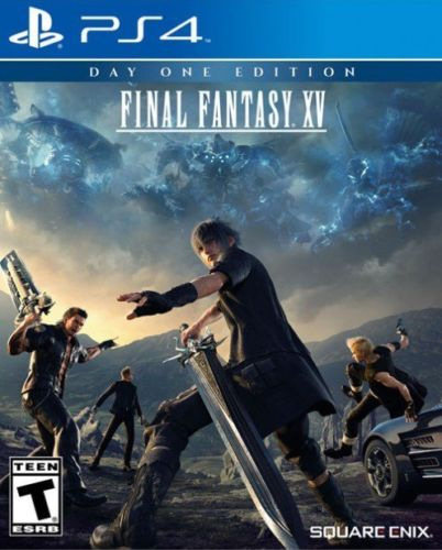 Final Fantasy XV (Day One Edition) for PS4 by PS4 - My100Brands