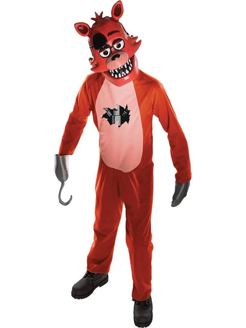 Foxy Child Costume Kit by My100Brands - My100Brands