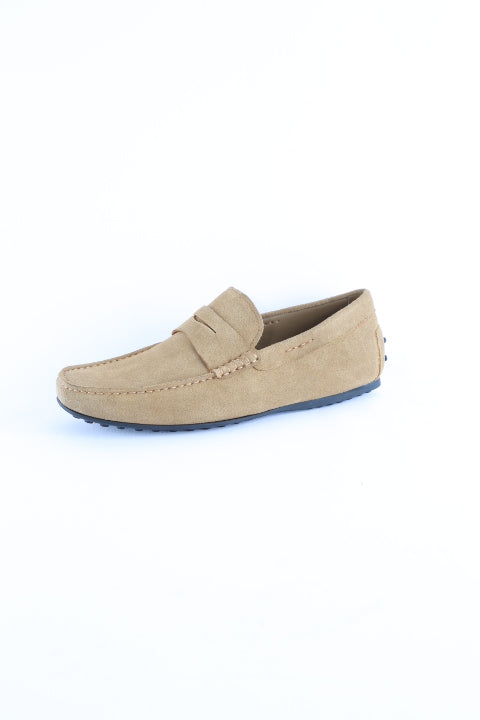 Toecap Driving Loafer