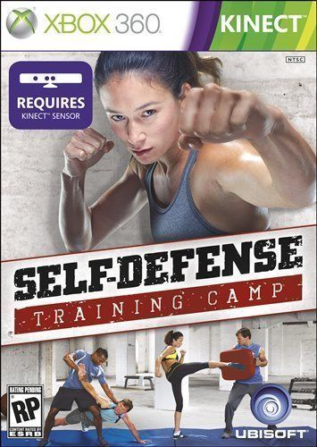 Self Defense Training Camp for XBOX 360 KINECT by Ubisoft - My100Brands