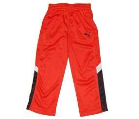 Puma Kids Boys' Sports Pants - Red by Puma - My100Brands