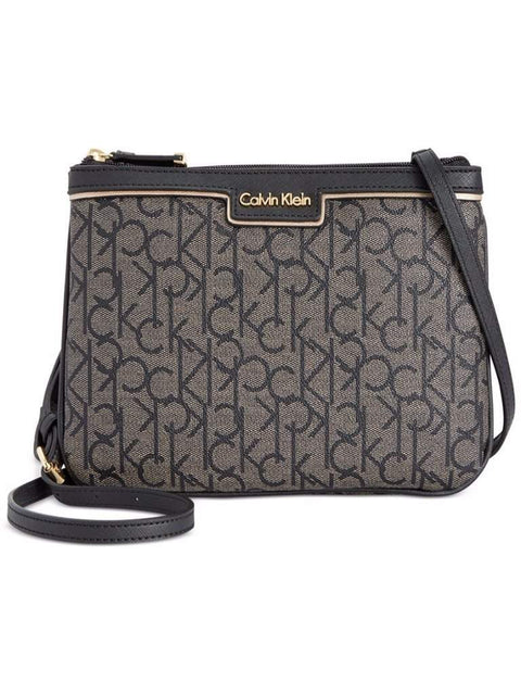 Calvin Klein Monogram Crossbody by Calvin Klein - My100Brands