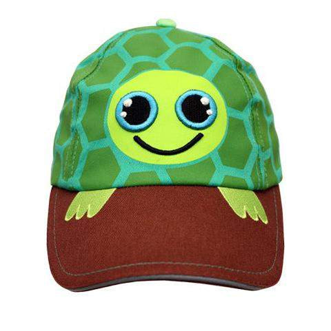 Safari Kids Tony The Turtle Ball Cap by Safari Kids - My100Brands