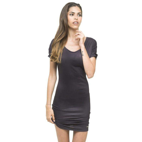 Vice 69 Fina Dress - Charcoal by Vice 69 - My100Brands