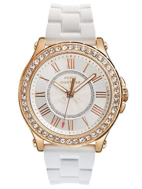 Juicy Couture Pedigree Women's Crystal Watch by Juicy Couture - My100Brands