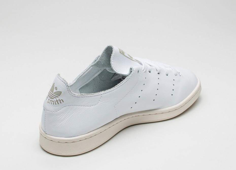 new concept f25e0 f12b0 Adidas Stan Smith Leather Sock Shoes - My100Brands