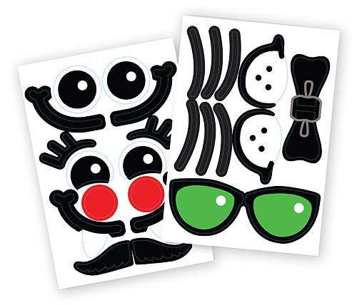 Melissa & Doug Trunki Fun Face Stickers by Melissa & Doug - My100Brands